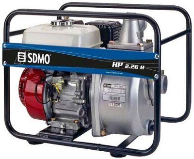 Мотопомпа SDMO HP 2.26 H