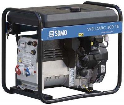 Бензиновый сварочный агрегат <br />SDMO WELDARC 300 TE XL